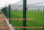 Weld wire mesh fence /weldmesh fence/weldmesh fencing