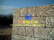Gabion Baskets, gabion mesh, Heavily Galvanized Reno Mattress for sale