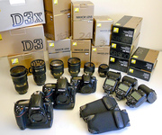 Nikon D3100,  Nikon D5000,  Nikon D3000,  Nikon D3