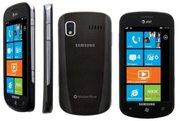Samsung i917 Focus WP7