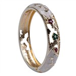 Charming Bracelet Bangle Cuff Crystal jewelry gifts for her
