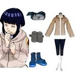 hinata hyuga cosplay for naruto fans