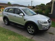 2008 holden 2008 Holden Captiva LX 60th Anniversary 7 Seater,