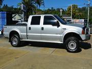 Ford 2002 FORD F250 2002 XLT (4x4) 7.3L TURBO DIESEL DUALCAB