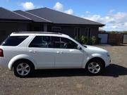 Ford Territory Ford Territory SY MK11 TX- Dec 2010- Automatic - W