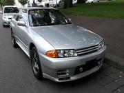 1994 Nissan Skyline 1994 Nissan Skyline R32 GTR Silver Manual M Coupe