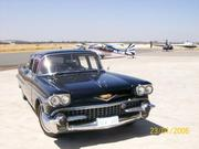 Cadillac Fleetwood Classic Cadillac 1958 Fleetwood Series 75 Limousin