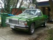 1980 Holden Holden WB Ute(Repairs to be done before sale!)