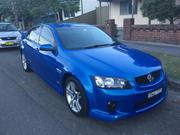 HOLDEN COMMODORE 2010 VE Commodore SS - 6 speed Manual