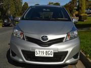Toyota Yaris 2013 TOYOTA YARIS YR Hatch 5 Door Automatic *New C
