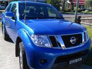 2015 Nissan Navara Nissan Navara D40 ST 2012