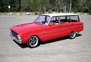 Ford 1962 1962 Ford Falcon Deluxe XL Manual