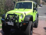 2012 Jeep Wrangler 2012 Jeep Wrangler Sport Manual 4x4 MY13
