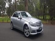 Mercedes-benz 200 27732 miles