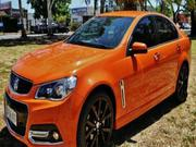 Holden Commodore 2013 Holden Commodore SS V VF Manual MY14