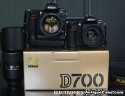 Brand new: Nikon D700 Slr Digital Camera